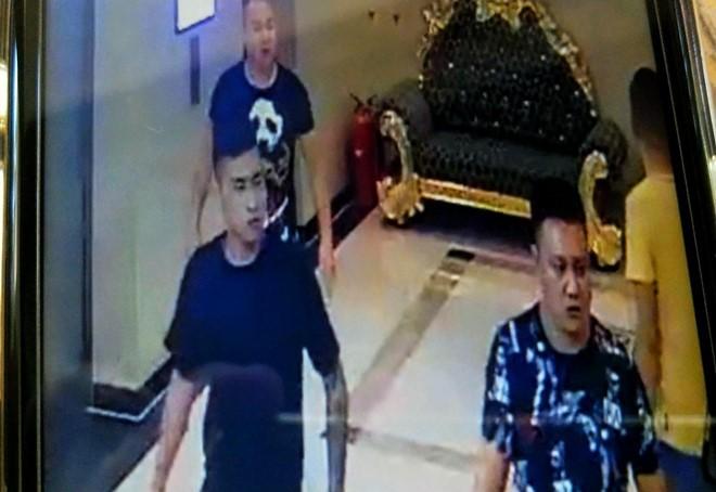 Bốn nghi phạm chém chết du khách nước ngoài bị bắt - ảnh 1