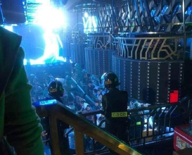Giám đốc Công an Đồng Nai dẫn 'quân' đột kích quán bar trong khách sạn 5 sao - ảnh 1