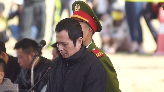 Các bị cáo đồng loạt 'chỉ điểm' kẻ chủ mưu, Bùi Văn Công 'phản cung' - ảnh 7
