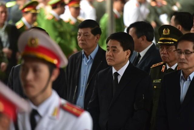 Xúc động tang lễ 3 liệt sĩ hy sinh ở Đồng Tâm - ảnh 6