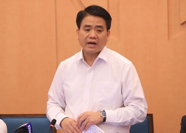 Những vụ án liên quan đến ông Nguyễn Đức Chung gây thất thoát, thiệt hại nhiều tỷ đồng - ảnh 1