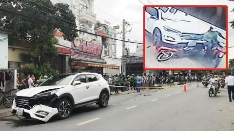Lái ô tô tông chết 2 người, đại ca gọi đàn em ra nhận tội thay - ảnh 1