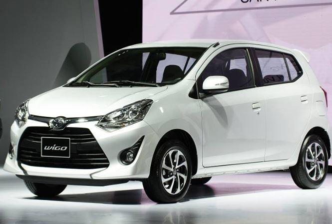 Toyota Wigo giảm giá mạnh trước sức ép từ đối thủ - ảnh 1