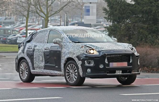 SUV cỡ nhỏ Ford Puma sắp 'tái sinh' - ảnh 2