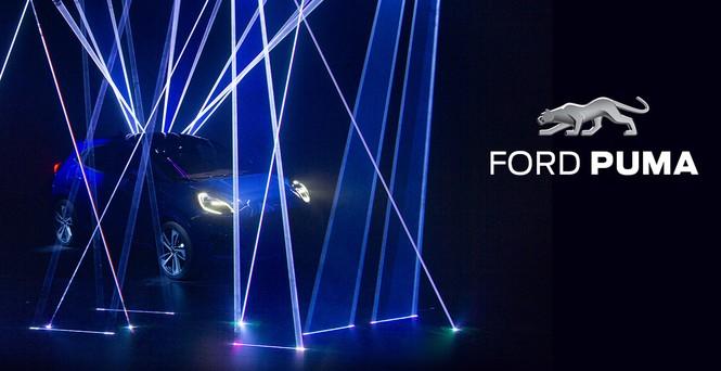 SUV cỡ nhỏ Ford Puma sắp 'tái sinh' - ảnh 1