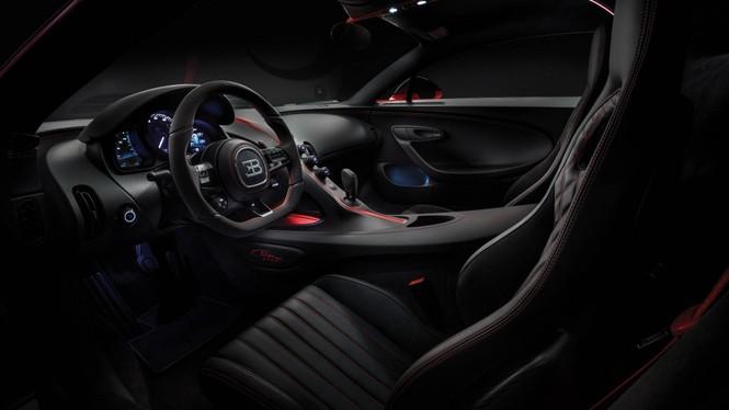 Chỉ còn chưa đầy 100 chiếc siêu xe Bugatti Chiron cho người mua mới - ảnh 2
