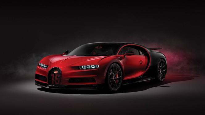 Chỉ còn chưa đầy 100 chiếc siêu xe Bugatti Chiron cho người mua mới - ảnh 1