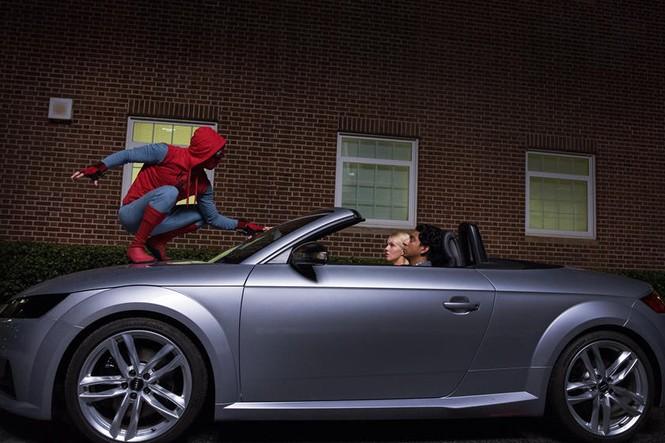 Những siêu xe khủng nhất từng xuất hiện trong Vũ trụ Điện ảnh Marvel  - ảnh 6