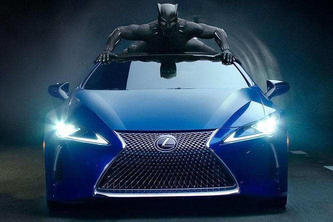 Những siêu xe khủng nhất từng xuất hiện trong Vũ trụ Điện ảnh Marvel  - ảnh 5