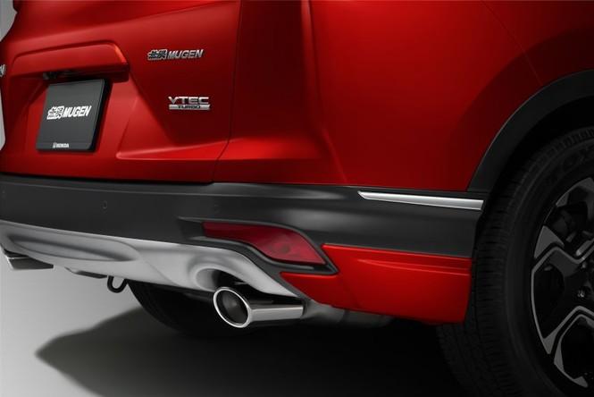 Honda CR-V có thêm bản giới hạn, giá từ 863 triệu đồng ở Malaysia - ảnh 2