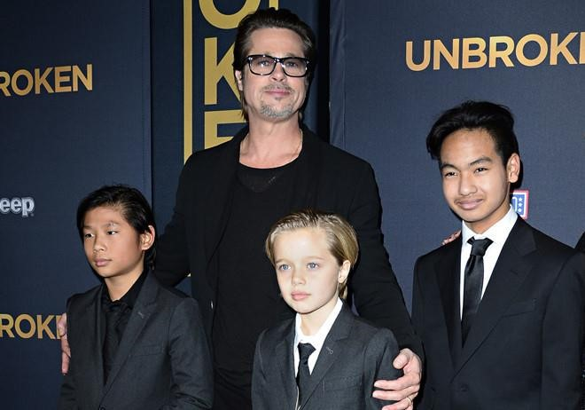 Brad Pitt sống ra sao sau gần 3 năm chia tay Angelina Jolie? - ảnh 3