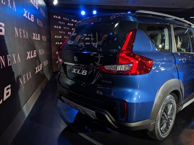 MPV giá rẻ Suzuki XL6 chính thức trình làng, giá từ 317 triệu đồng - ảnh 1