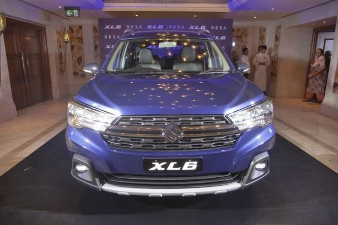 MPV giá rẻ Suzuki XL6 chính thức trình làng, giá từ 317 triệu đồng - ảnh 4