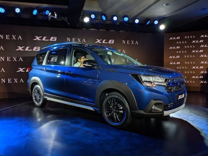 MPV giá rẻ Suzuki XL6 chính thức trình làng, giá từ 317 triệu đồng - ảnh 3