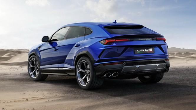 'Siêu SUV' giúp Lamborghini tăng mạnh giá trị thương hiệu - ảnh 1