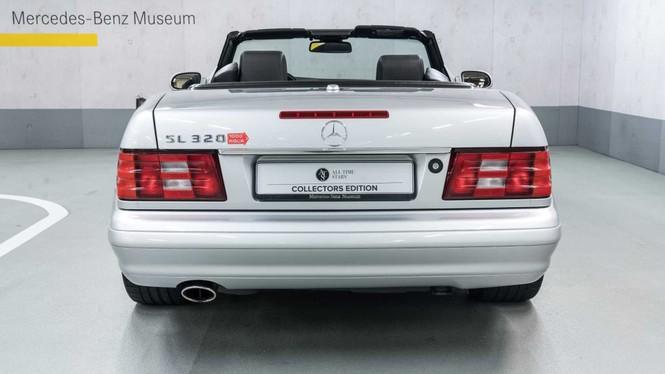 Hai xe cổ siêu hiểm của Mercedes-Benz được rao bán hàng tỷ đồng - ảnh 2