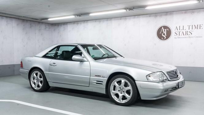 Hai xe cổ siêu hiểm của Mercedes-Benz được rao bán hàng tỷ đồng - ảnh 1