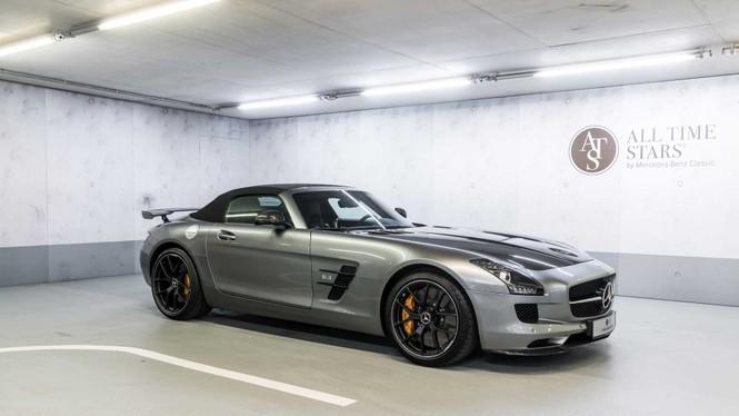 Hai xe cổ siêu hiểm của Mercedes-Benz được rao bán hàng tỷ đồng - ảnh 3