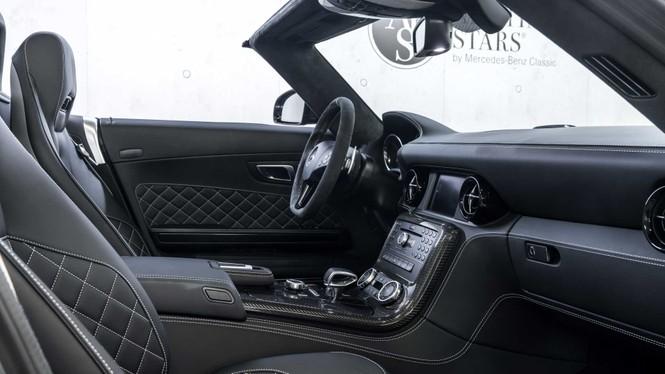 Hai xe cổ siêu hiểm của Mercedes-Benz được rao bán hàng tỷ đồng - ảnh 5