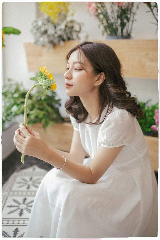 Vẻ đẹp dễ thương của nàng thơ phố núi - ảnh 5