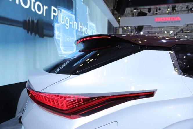 Concept xe Hybrid 'cực độc' tại triển lãm Vietnam Motor Show 2019 - ảnh 8