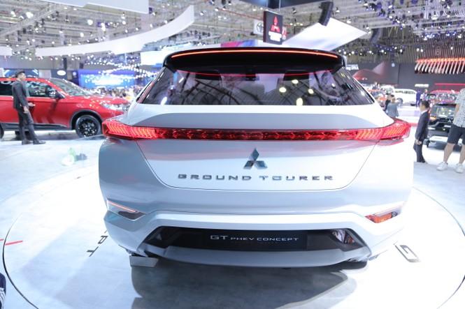 Concept xe Hybrid 'cực độc' tại triển lãm Vietnam Motor Show 2019 - ảnh 7