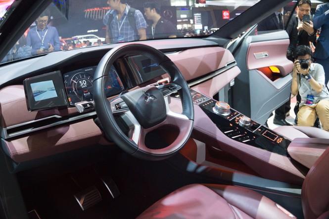 Concept xe Hybrid 'cực độc' tại triển lãm Vietnam Motor Show 2019 - ảnh 10