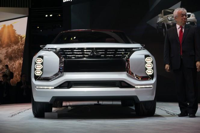 Concept xe Hybrid 'cực độc' tại triển lãm Vietnam Motor Show 2019 - ảnh 2