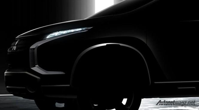 Mitsubishi 'nhá hàng' Crossover MPV mới cho thị trường Indonesia - ảnh 2