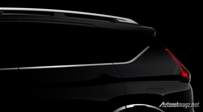 Mitsubishi 'nhá hàng' Crossover MPV mới cho thị trường Indonesia - ảnh 3