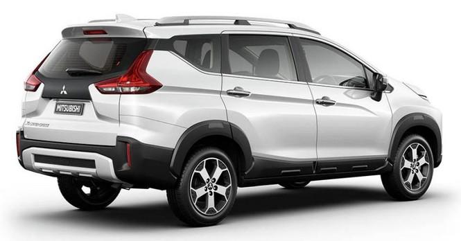 Mitsubishi giới thiệu Xpander Cross cho thị trường Indonesia - ảnh 2