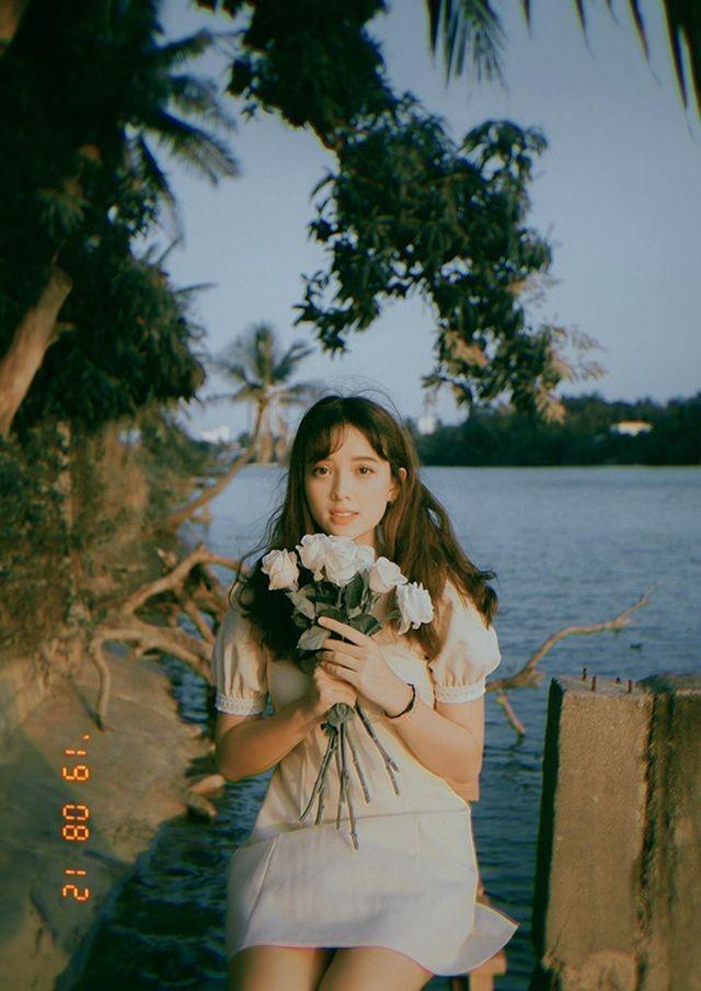 'Bông hồng lai' Việt Nam-Hà Lan trong trẻo nhan sắc tuổi trăng rằm - ảnh 7