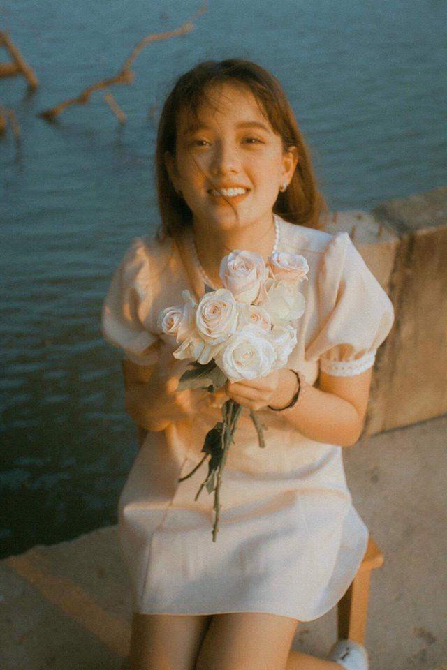 'Bông hồng lai' Việt Nam-Hà Lan trong trẻo nhan sắc tuổi trăng rằm - ảnh 1