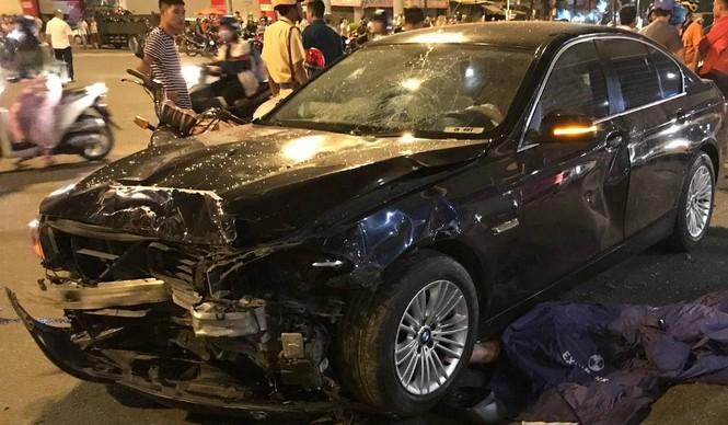 Hàng loạt xe sang gây những vụ tai nạn thương tâm - ảnh 1