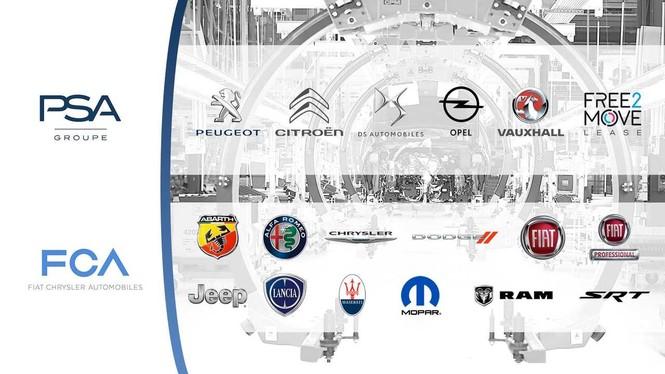 FCA và PSA chính thức thành lập nhà sản xuất ôtô lớn thứ 4 thế giới - ảnh 1