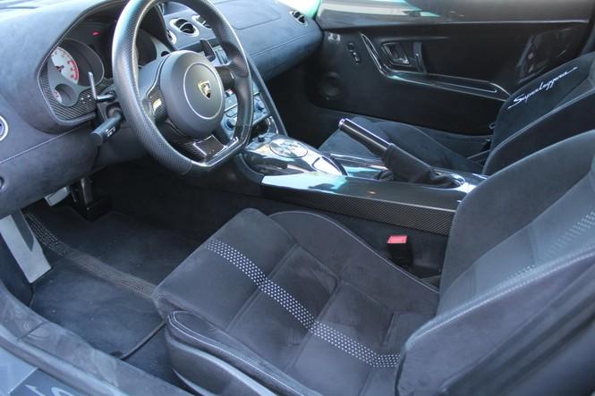 Siêu xe Lamborghini Gallardo Superleggera 2008 được đấu giá 1,8 tỷ đồng - ảnh 13