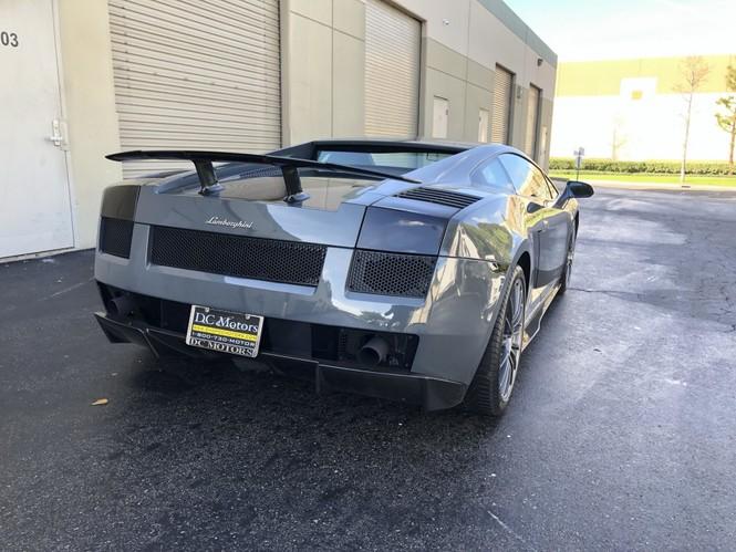 Siêu xe Lamborghini Gallardo Superleggera 2008 được đấu giá 1,8 tỷ đồng - ảnh 5