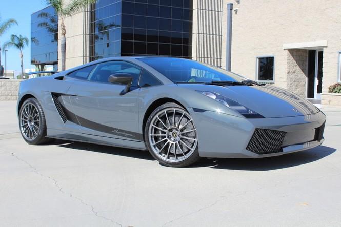 Siêu xe Lamborghini Gallardo Superleggera 2008 được đấu giá 1,8 tỷ đồng - ảnh 1