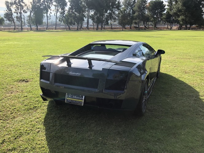 Siêu xe Lamborghini Gallardo Superleggera 2008 được đấu giá 1,8 tỷ đồng - ảnh 2