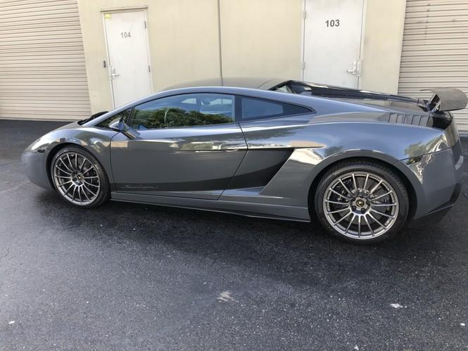 Siêu xe Lamborghini Gallardo Superleggera 2008 được đấu giá 1,8 tỷ đồng - ảnh 4