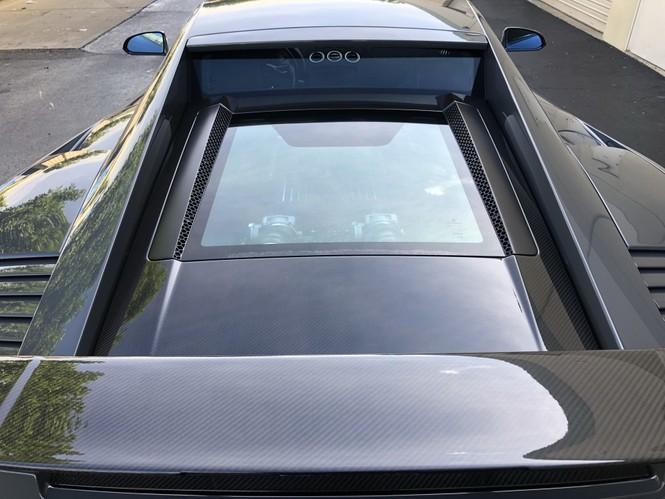 Siêu xe Lamborghini Gallardo Superleggera 2008 được đấu giá 1,8 tỷ đồng - ảnh 6