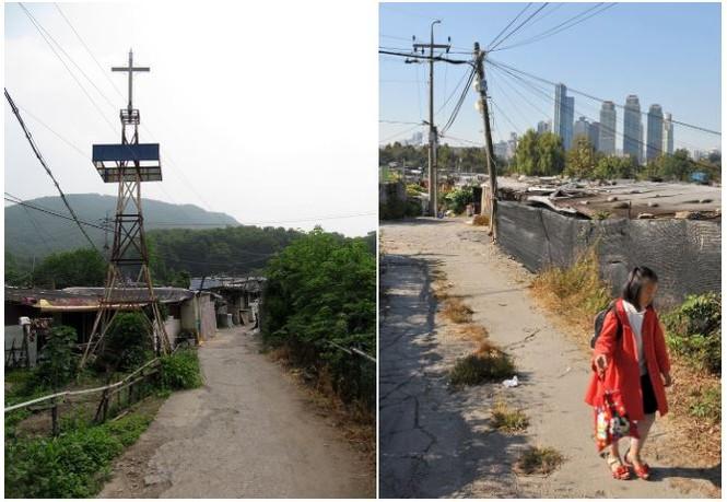 Khu ổ chuột quay 'Ký sinh trùng' từng khiến thế giới sốc về Hàn Quốc - ảnh 6
