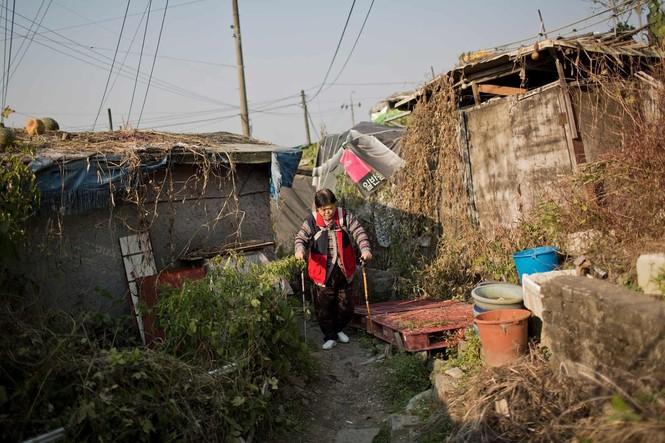 Khu ổ chuột quay 'Ký sinh trùng' từng khiến thế giới sốc về Hàn Quốc - ảnh 7