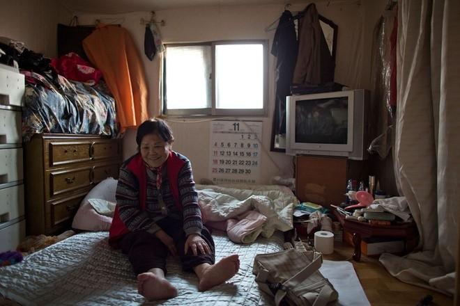 Khu ổ chuột quay 'Ký sinh trùng' từng khiến thế giới sốc về Hàn Quốc - ảnh 8