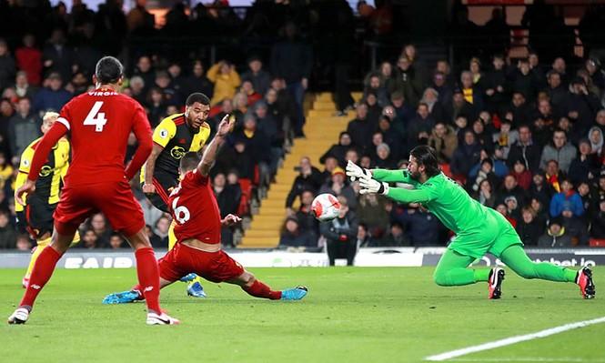 Liverpool đứt mạch bất bại - ảnh 2