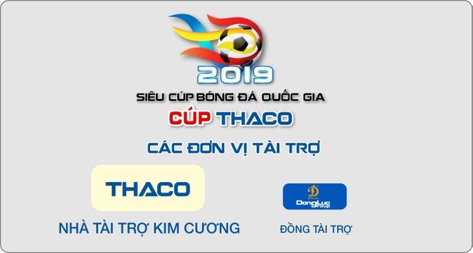Khoảnh khắc Hà Nội FC nhận Siêu cúp Quốc gia - ảnh 12