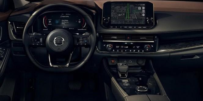 Nissan X-Trail thế hệ mới cận kề ngày ra mắt - ảnh 6