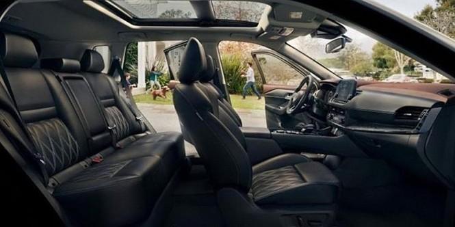 Nissan X-Trail thế hệ mới cận kề ngày ra mắt - ảnh 4