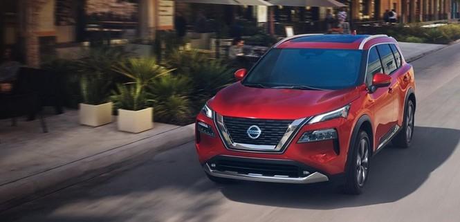 Nissan X-Trail thế hệ mới cận kề ngày ra mắt - ảnh 2