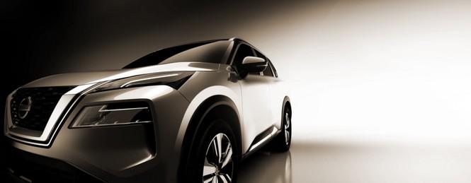 Nissan X-Trail thế hệ mới cận kề ngày ra mắt - ảnh 1